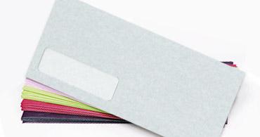 Poly Window Envelopes