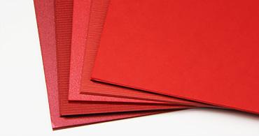 Red Paper & Envelopes