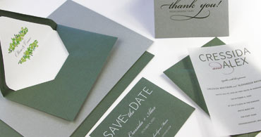 Sage & Seedling Paper & Envelopes