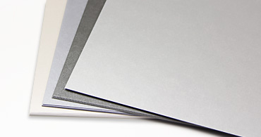 Silver Cardstock Paper