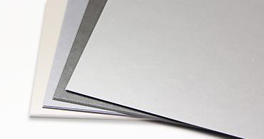 Silver Paper & Envelopes