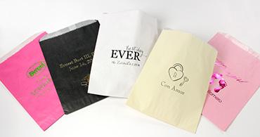 Wedding Cake Bags