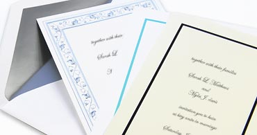 printable wedding invitations | blank wedding invitations - lci paper, Wedding invitations