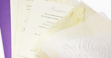 Wedding Tissue Paper