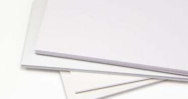 White Paper & Envelopes