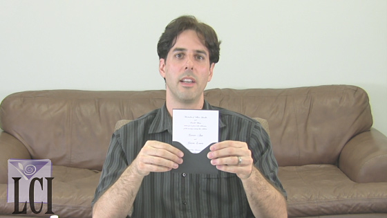 How To Create a Pocket Card Invitation