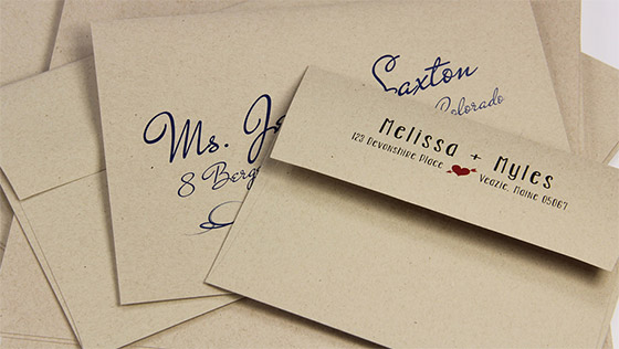 Video Description - Kraft Envelopes
