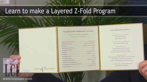 folded program template