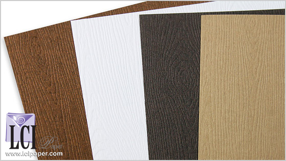 Video Description: Woodgrain Cardstock