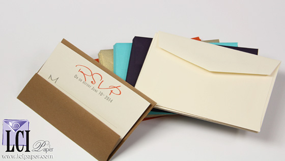 Order Extra Envelopes to Save Time, Money, Stress