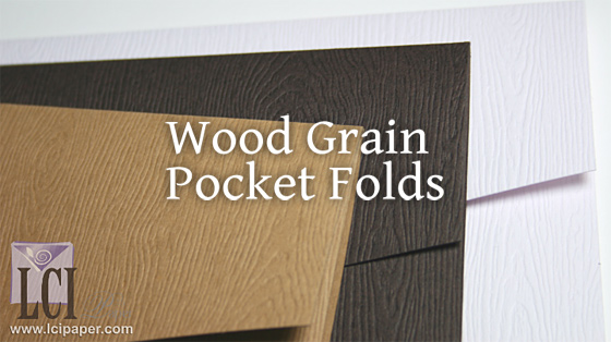 Video Description: Wood Grain Pockets