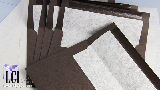 Best Glue for Frozen Limba Vellum Envelope Liners