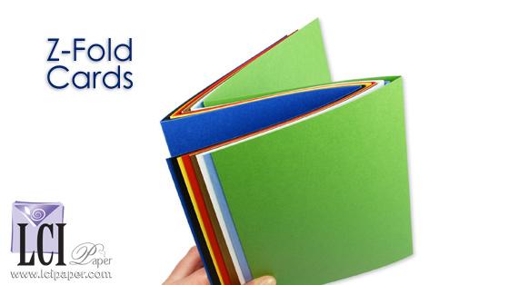 Video Description: Z-Fold Cards