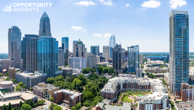 Charlotte Opportunity Initiative 2020 Report