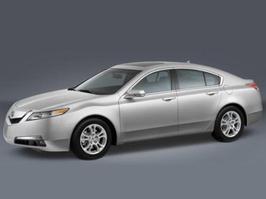 2009 Acura TL Technology