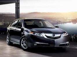 2010 Acura TL Technology