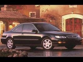 1997 Acura CL Premium