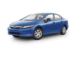 2012 Honda Civic DX