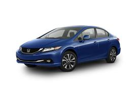 2013 Honda Civic EXL