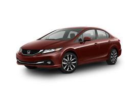 2014 Honda Civic EXL
