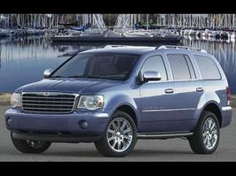 2007 Chrysler Aspen Limited Edition