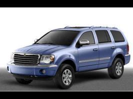 2008 Chrysler Aspen Limited Edition
