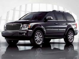 2009 Chrysler Aspen Limited Edition
