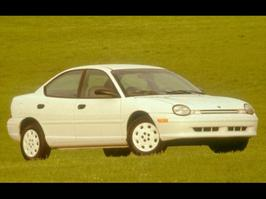 1997 Dodge Neon Base