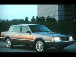1991 Dodge Dynasty LE
