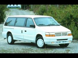 1992 Dodge Grand Caravan SE