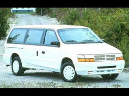 1995 Dodge Grand Caravan SE