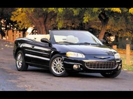 2001 Chrysler Sebring Limited