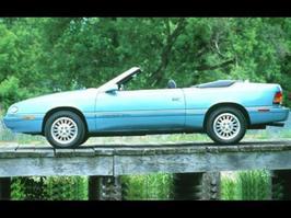1994 Chrysler LeBaron GTC