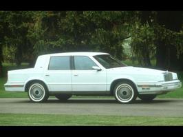 1990 Chrysler New Yorker Landau