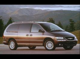 1999 Chrysler Town and Country Limited Edition