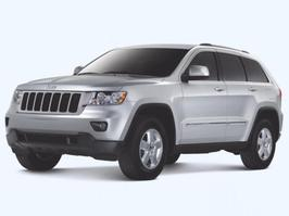 2012 Jeep Grand Cherokee Limited Edition