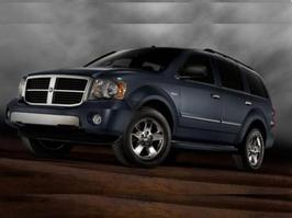 2009 Dodge Durango Limited Hybrid