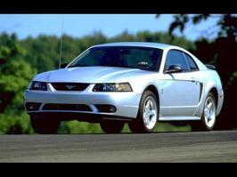 2001 Ford Mustang Cobra