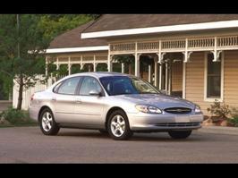 2001 Ford Taurus SES