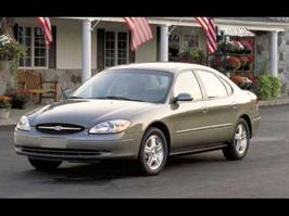 2002 Ford Taurus SES