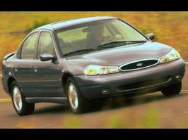 2000 Ford Contour SE Sport