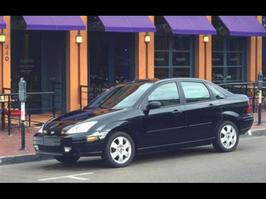 2001 Ford Focus ZTS