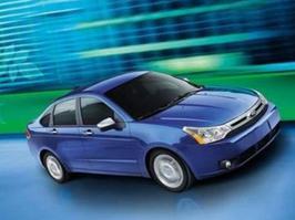 2011 Ford Focus SEL
