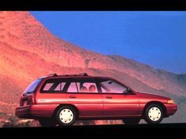 1993 Ford Escort LX