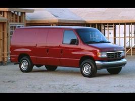 1993 Ford Econoline E-350