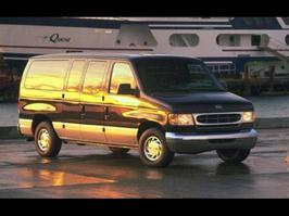 1999 Ford Econoline E-350