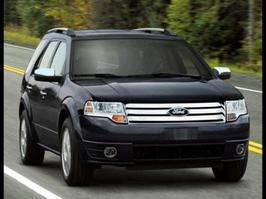 2009 Ford Taurus X Limited Edition