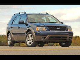 2005 Ford Freestyle Limited Edition