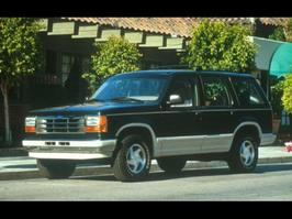 1992 Ford Explorer XL