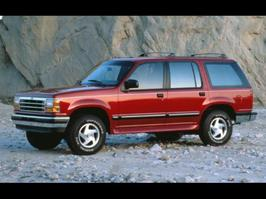 1993 Ford Explorer Limited Edition